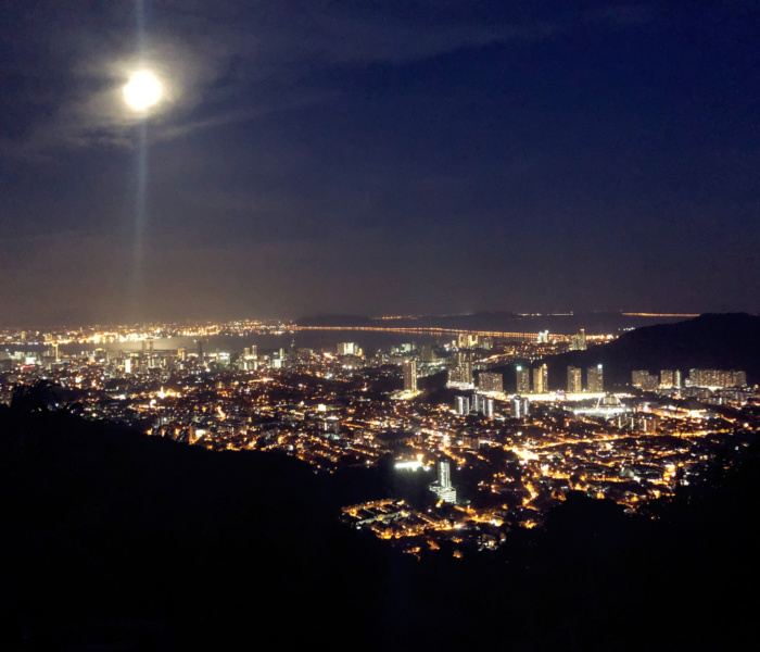 馬來西亞– 檳城升旗山