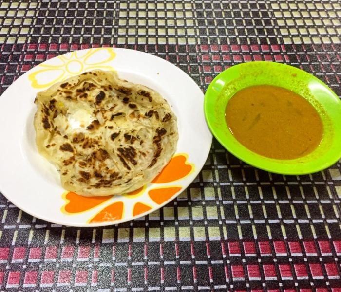 馬來西亞在地美食– 印度煎餅