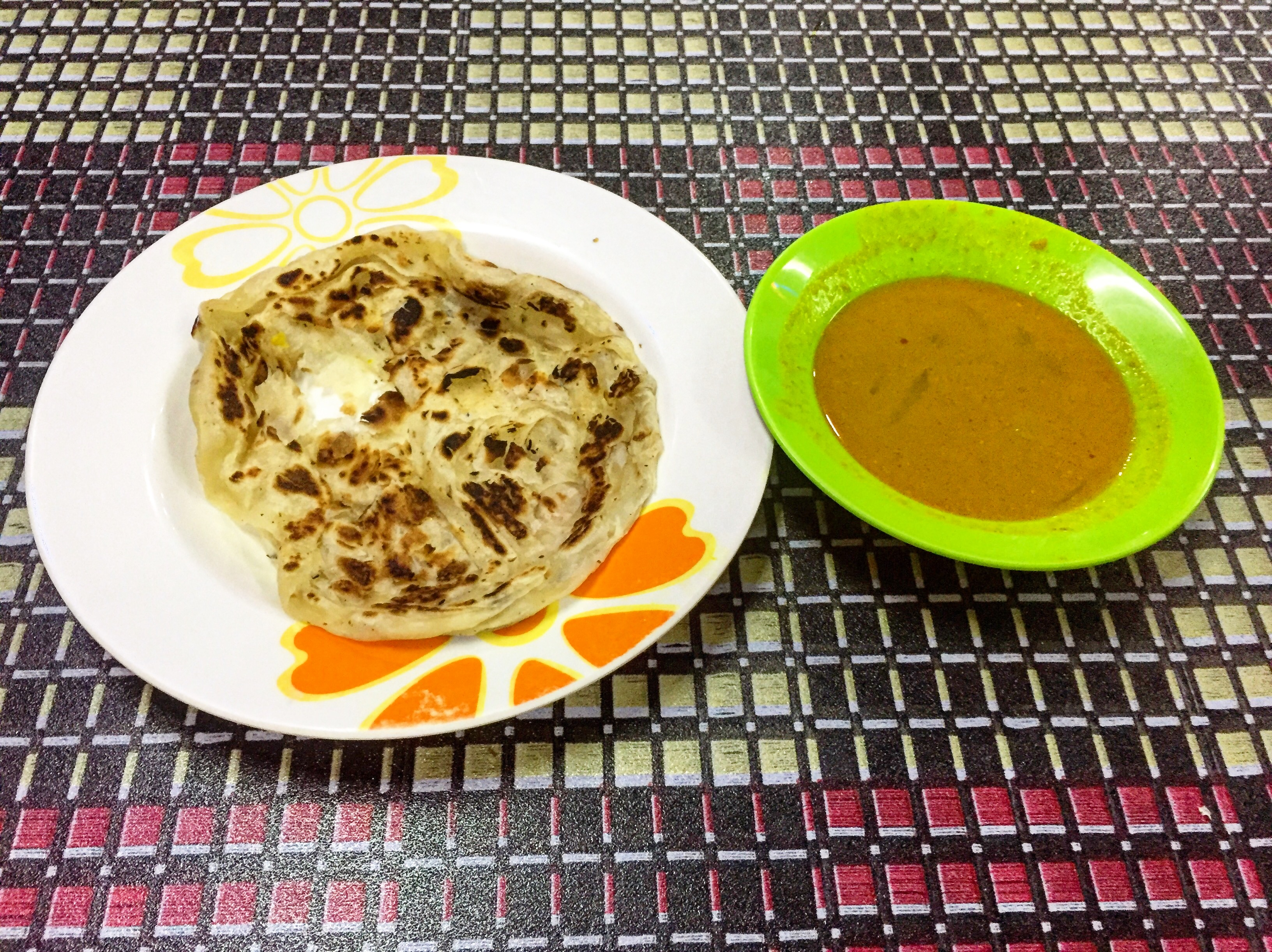 Local food in Malaysia that you must try– Roti Canai