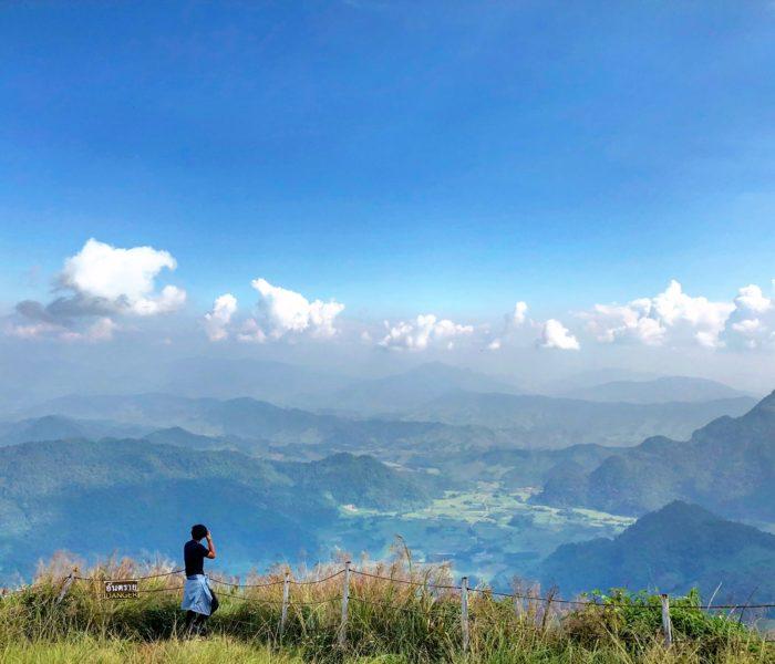 泰國– 清萊指天山