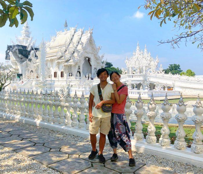 泰國– 清萊白廟藍廟金三角