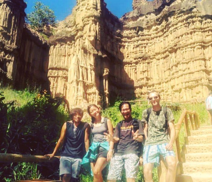 泰國– 清邁Pha Chor 峽谷