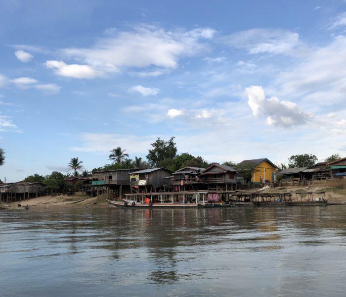 寮國– 陸路入境落地簽證(暹粒→四千美島)