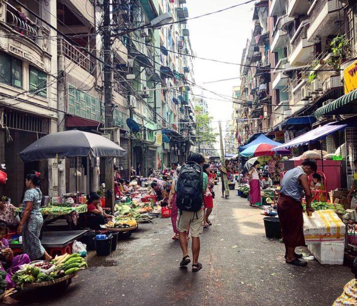 緬甸– 仰光機場、市區交通、換錢、網路及住宿攻略